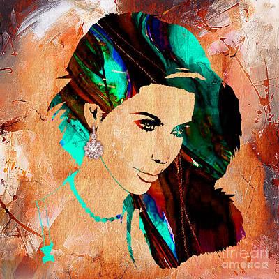 Kim Kardashian Collection Art Print