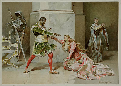 The Moor Photograph - Othello. The Moor Of Venice by British Library