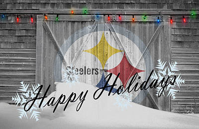 Pittsburgh Steelers Photograph - Pittsburgh Steelers by Joe Hamilton