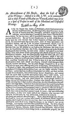 Robert Boyle (1627-1691) Art Print by Granger