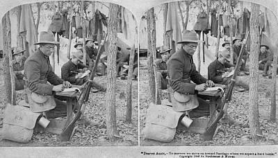 Spanish American War Painting - Spanish-american War, 1898 by Granger
