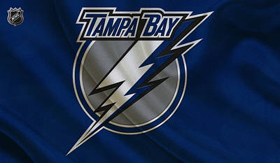 Lightning Photograph - Tampa Bay Lightning by Joe Hamilton
