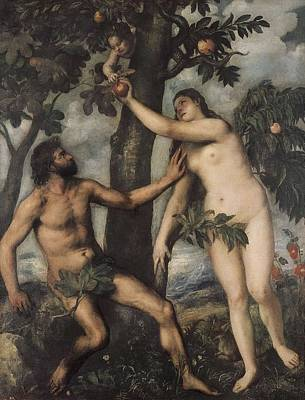 1576 Photograph - Ttitia, Tiziano Vecello, Also Called by Everett