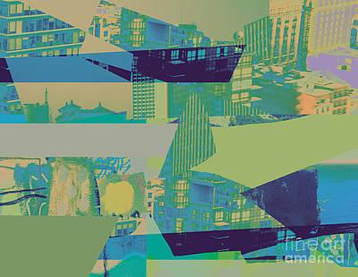 Digital Art - Untitled by Diane Desrochers