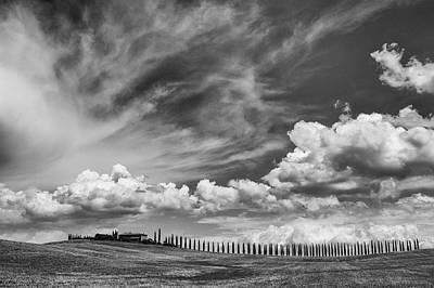 Siena Wall Art - Photograph - Untitled by Massimo Della Latta