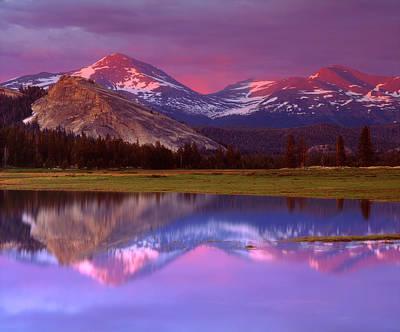 Usa, California, Yosemite National Park Art Print by Jaynes Gallery