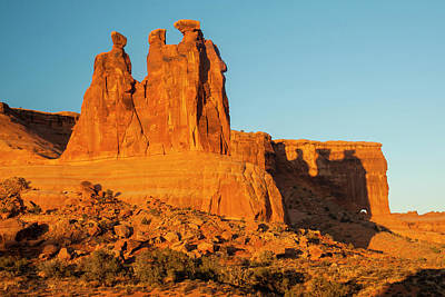 Gossip Photograph - Usa, Utah, Arches National Park by Jaynes Gallery