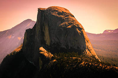 Yosemite National Park Art Print by Celso Diniz