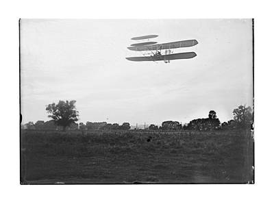 1905 Orville Wright Flight 41 Print by MMG Archives