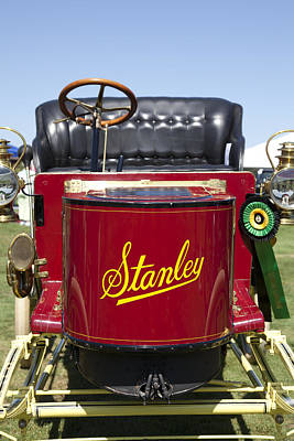 Photograph - 1905 Stanley Model E by Jack R Perry