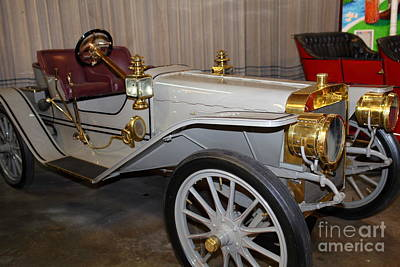 1907 Ford Model K Roadster 5d25561 Art Print by Wingsdomain Art and Photography