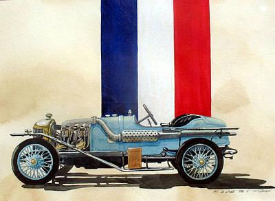 1911 Delage Txpe X Original