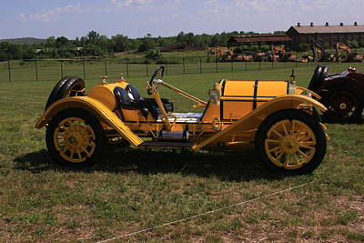 Photograph - 1914 Mercer Raceabout by Mustafa Abdullah