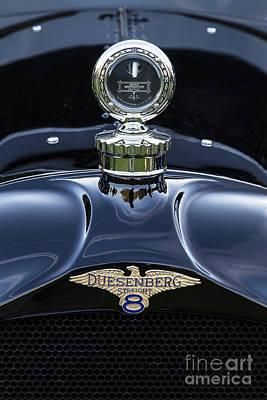 Photograph - 1921 Duesenberg by Dennis Hedberg
