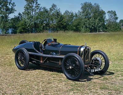 1922 Sunbeam Strasbourg 2.0 Litre Grand Art Print
