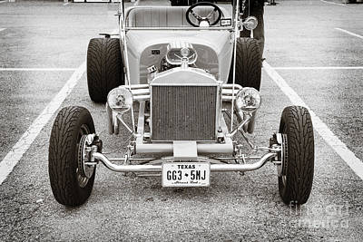 Photograph - 1923 Ford T Bucket Streetrod Antique Vintage Photograph Fine Art Prints Collectables 3084.01 by M K  Miller