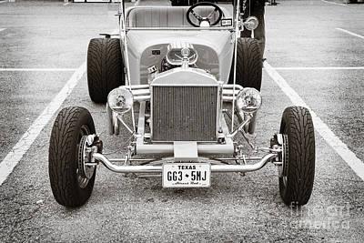 Photograph - 1923 Ford T Bucket Streetrod Antique Vintage Photograph Fine Art Prints Collectables 3084.01 by M K Miller