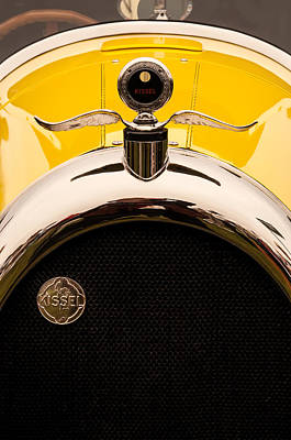 Photograph - 1923 Kissel Roadster by Thomas Hall