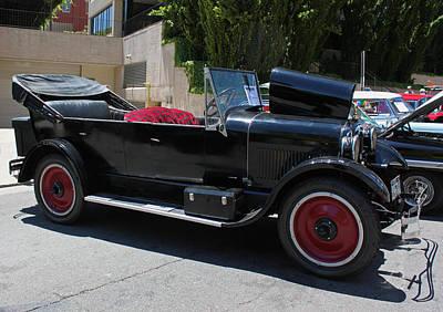 1923 Reo II Original by Suzanne Gaff
