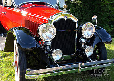 Photograph - 1924 Buick by John Waclo