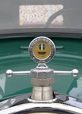 Photograph - 1926 Ford Hood Ornament by Kevin McCarthy