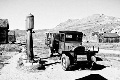 Anchor Down - 1927 Dodge Truck by Richard Balison