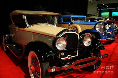 Photograph - 1928 Stearns Knight F-6 Roadster 5d26810 by Wingsdomain Art and Photography