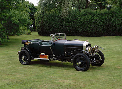 Expensive Photograph - 1929 Bentley 4.5 Litre Mulliner Tourer by Panoramic Images