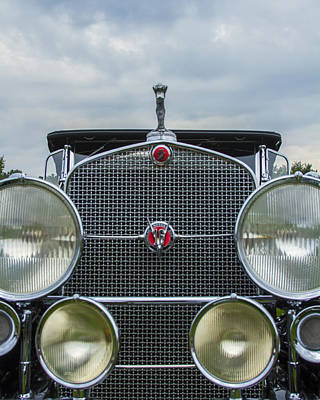 Photograph - 1930 Cadillac V-16 by Jack R Perry