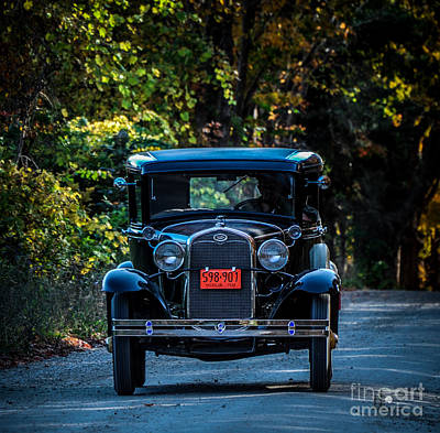 Photograph - 1930 Ford by Ronald Grogan