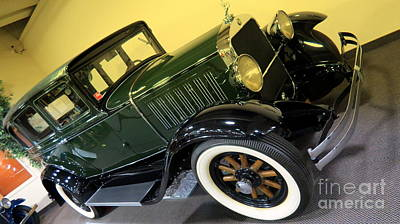 Photograph - 1930 Studebaker  by Kay Novy