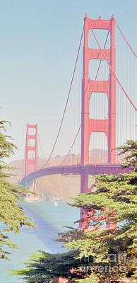 1930s Golden Gate Art Print