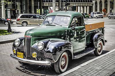 1930s Studebaker Original by Chris Smith