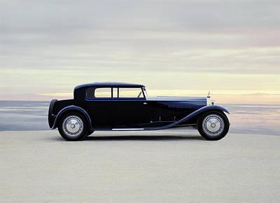 1931 Bugatti Type 41 Royale Coupe Art Print