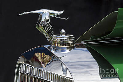 Photograph - 1934 Hispano Suiza J12 by Dennis Hedberg