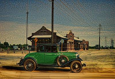 Photograph - 1931 Ford Model A by Tim McCullough