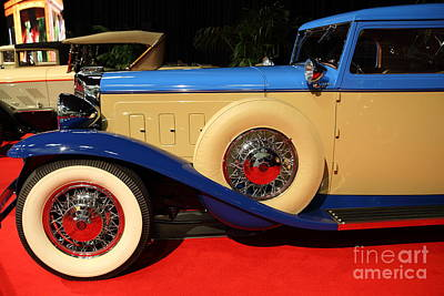 Photograph - 1931 Marmon V-16 Coupe 5d26800 by Wingsdomain Art and Photography