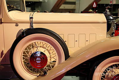 Photograph - 1931 Pierce Arrow Model 43 Club Sedan 5d26828 by Wingsdomain Art and Photography