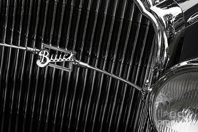 Photograph - 1932 Buick by Dennis Hedberg