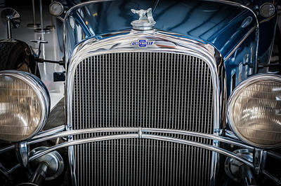 Photograph - 1932 Chevrolet Series Ba Confederate Sedan Deluxe by Rich Franco