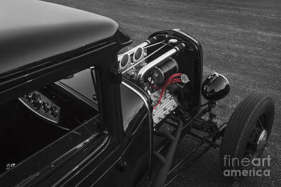 Photograph - 1931 Ford by Dennis Hedberg