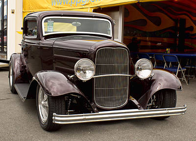 Photograph - 1932 Ford  by Ron Roberts
