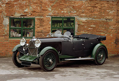 1932 Lagonda 2.0 Litre Supercharged Print by Panoramic Images