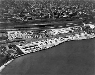Photograph - 1933 Chicago World's Fair by Underwood Archives