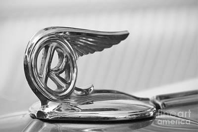 Antique Automobiles Photograph - 1933 Rockne by Dennis Hedberg
