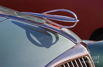 Photograph - 1936 Studebaker Hood Ornament by Kevin McCarthy
