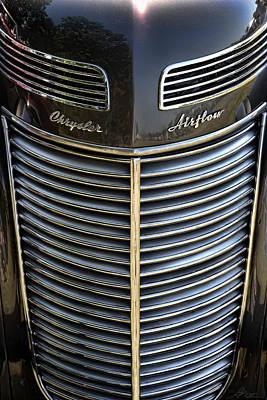 1937 Chrysler Airflow Original by Gordon Dean II