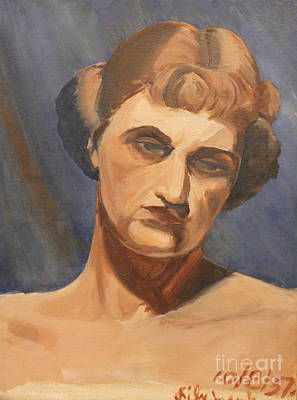Painting - 1937 Depression by Art By Tolpo Collection
