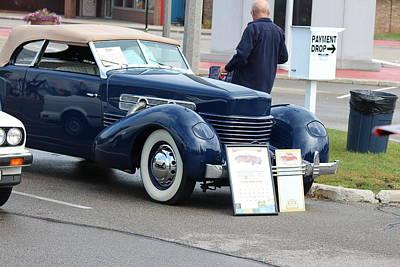 Aretha Franklin - 1937 Plymouth by R A W M