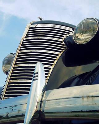Photograph - 1938 Chevrolet Sedan by Joseph Skompski